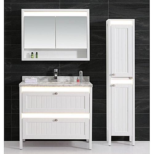 bathroom vanity and cabinet set bgss as06 1000. Black Bedroom Furniture Sets. Home Design Ideas