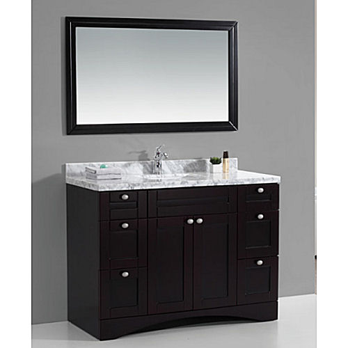 bathroom vanity and cabinet set bgss as10 1200 light up vanity mirror. Black Bedroom Furniture Sets. Home Design Ideas