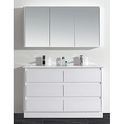 bathroom vanity and cabinet set bgss079b 1500 light up vanity mirror. Black Bedroom Furniture Sets. Home Design Ideas